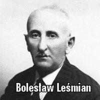 Poezja Bolesława Leśmiana