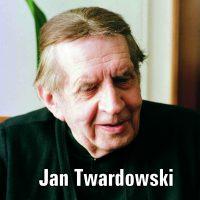 Jan Twardowski na maturze