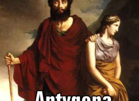 Kreon – bohater mitologii