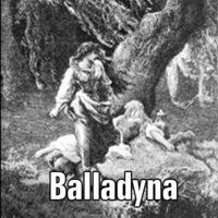 Balladyna Słowackiego na lekcji