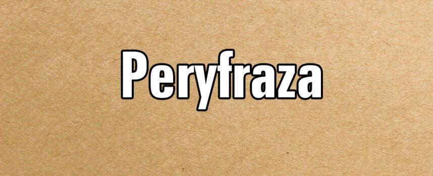 Peryfraza