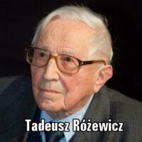 Jaka jest natura człowieka? Dlaczego podmiot liryczny w wierszu Tadeusza Różewicza Ocalony poszukuje mistrza i nauczyciela?