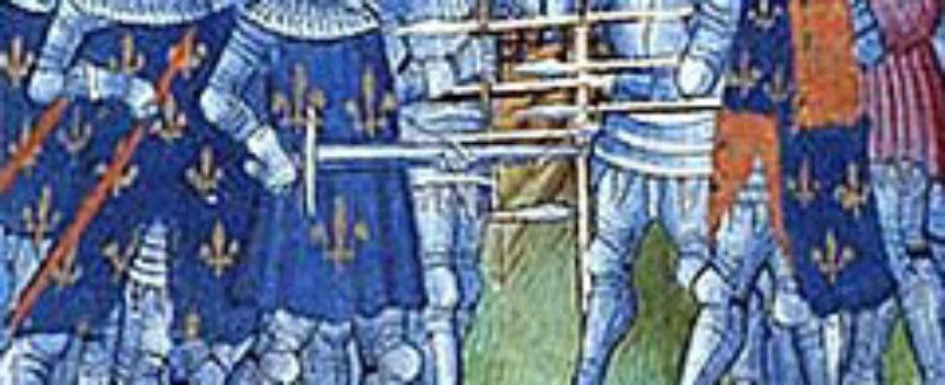 Porównaj rycerza antycznego z rycerzem średniowiecznym.