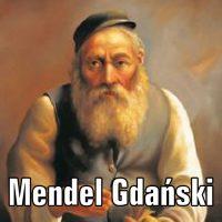 Mendel Gdański na maturze