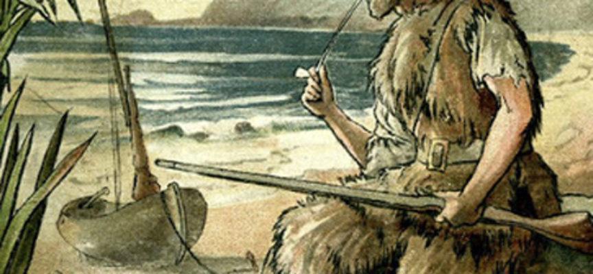 Daniela Defoe – Robinson Crusoe