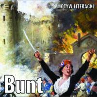Bunt – motyw