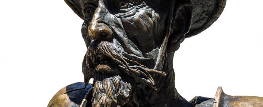 Don Kichot z La Manchy – bohater literacki