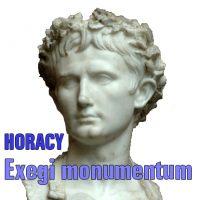 Horacy – Exegi monumentum