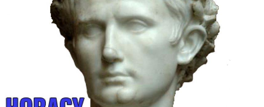 Exegi monumentum – Horacy