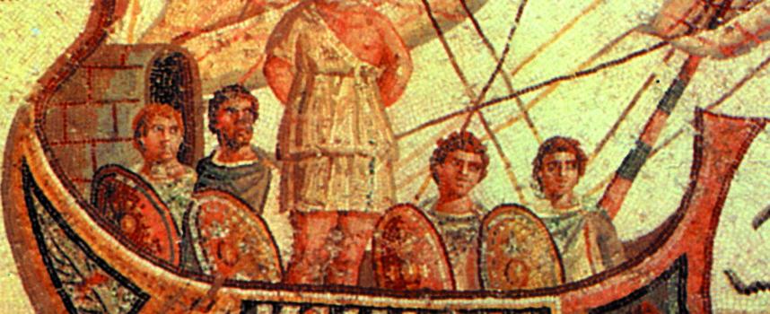 Odyseusz – bohater literacki