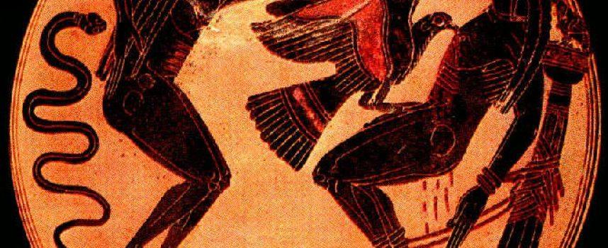 Prometeusz – bohater mitologii