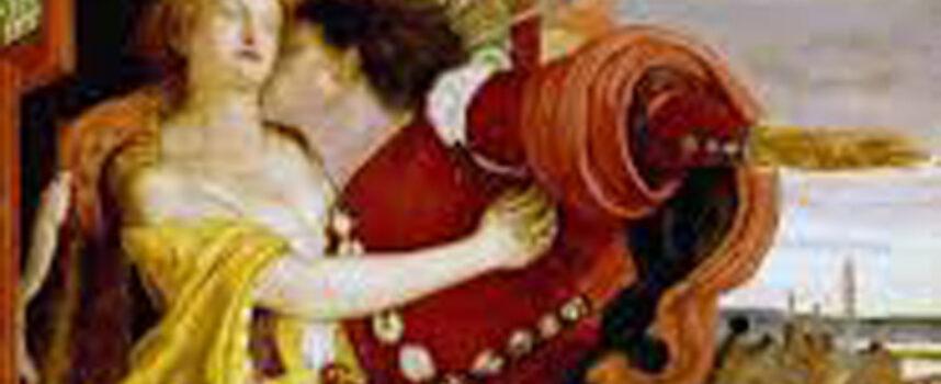 Gdyby Romeo i Julia pisali do siebie… – napisz list Romea do Julii lub Julii do Romea.