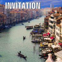 INVITATION – zaproszenie (ćwiczenia)