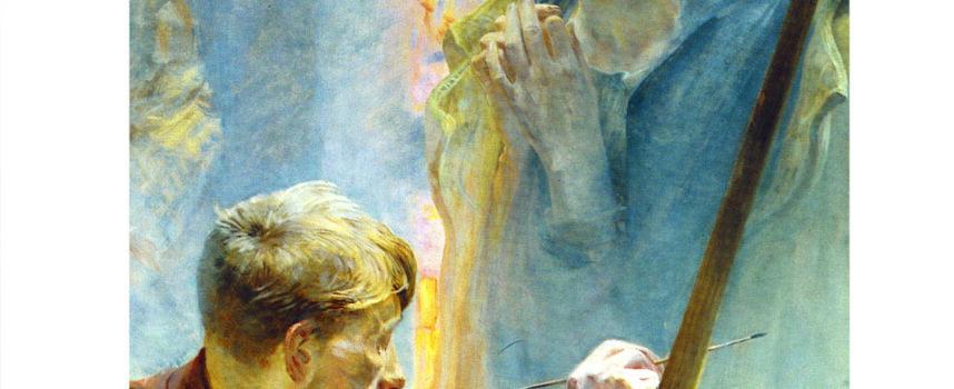 Artysta i sztuka – motyw literacki według chronologii epok
