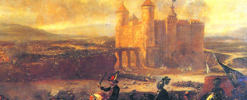Zjawiska literatury baroku
