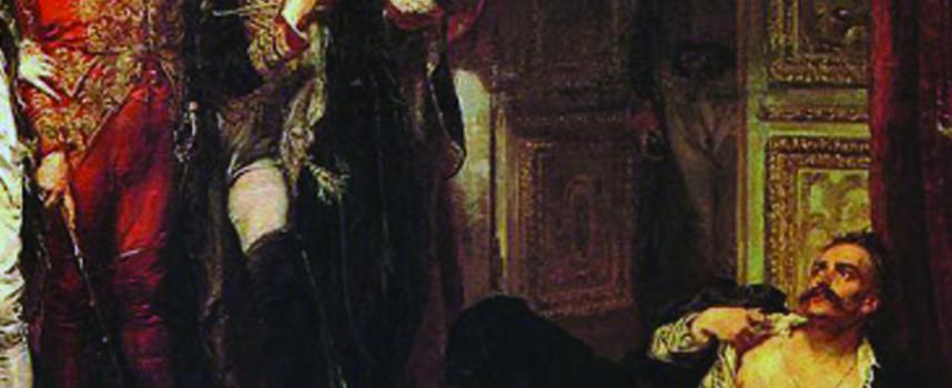 Bunt – motyw literacki (według chronologii epok)