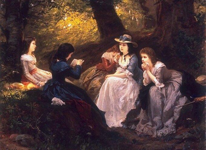 Romantyzm – gatunki literackie