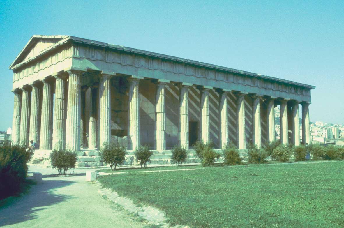 Architektura Antyku Aleklasa