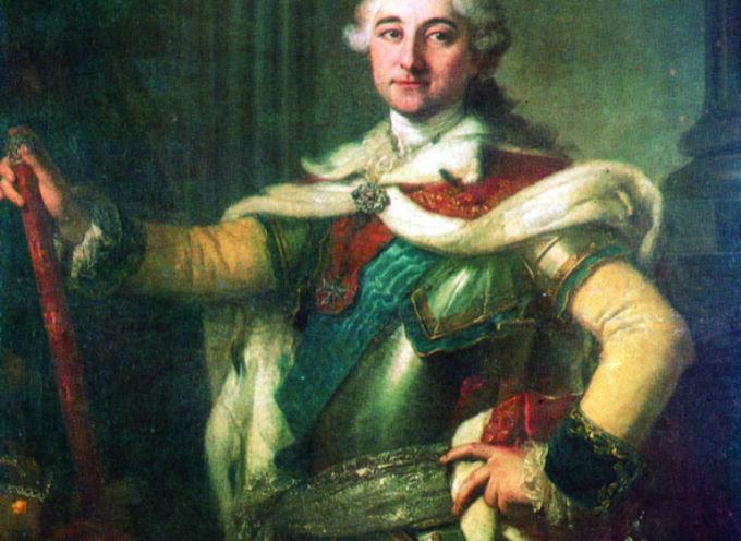 Polska zakróla Stanisława Augusta Poniatowskiego