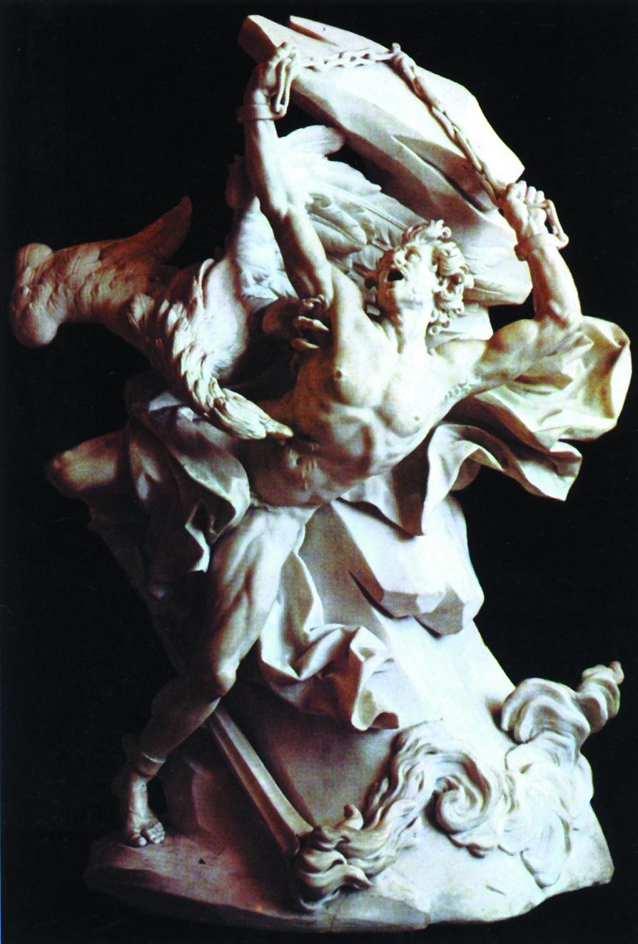 Prometeusz Skowany Paul Peter Rubens Aleklasa