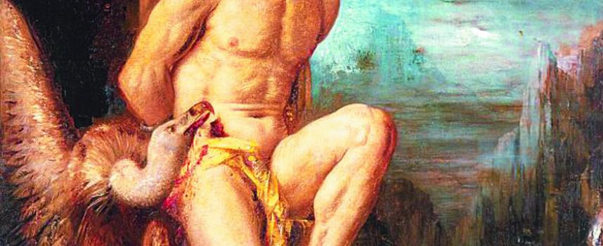 Prometeusz – bohater literacki