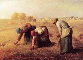 Zbierające kłosy – Millet