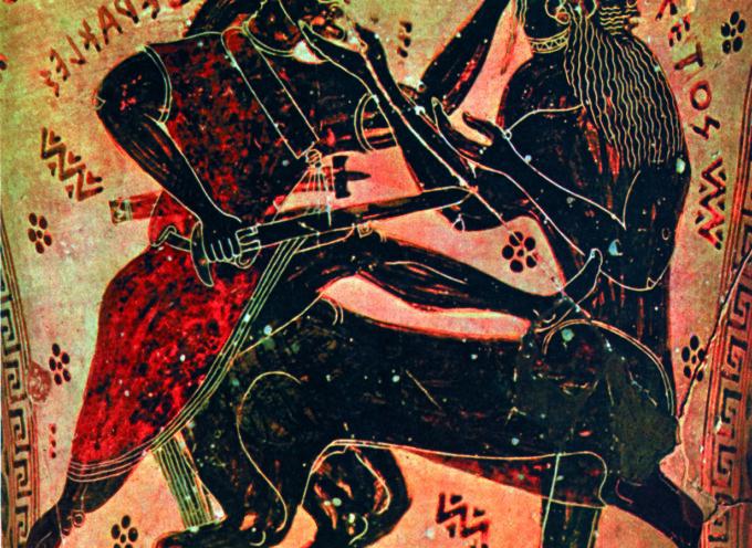 Mitologia – praca domowa