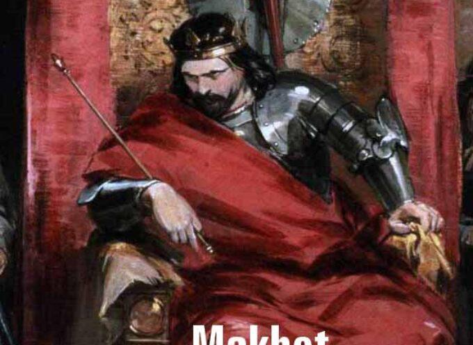Makbet – praca domowa