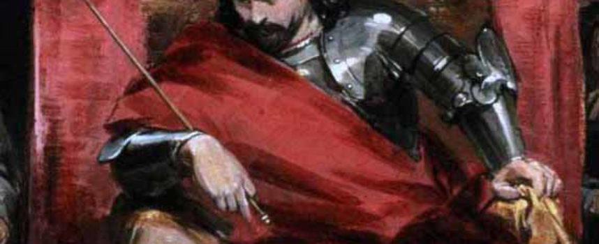 Makbet – tytułowy bohater tragedii Williama Szekspira