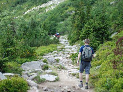Przed wyjazdem w góry