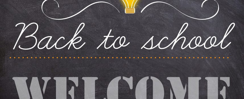 Are you ready for anew school year?