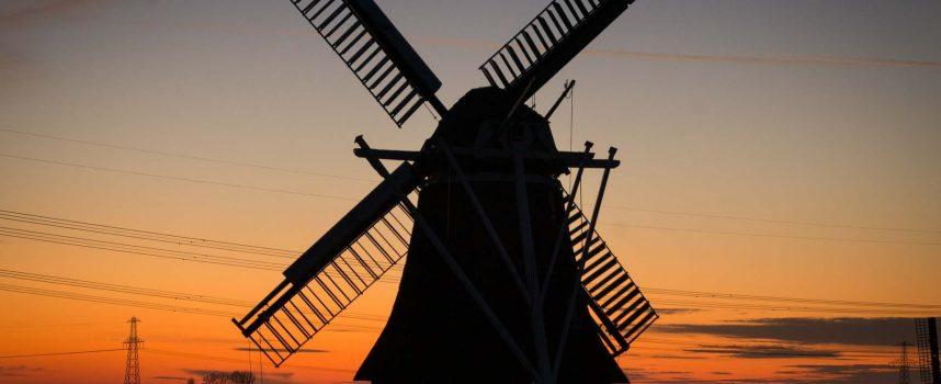 Around the Netherlands
