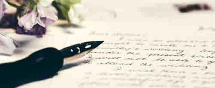 Jak napisać list?