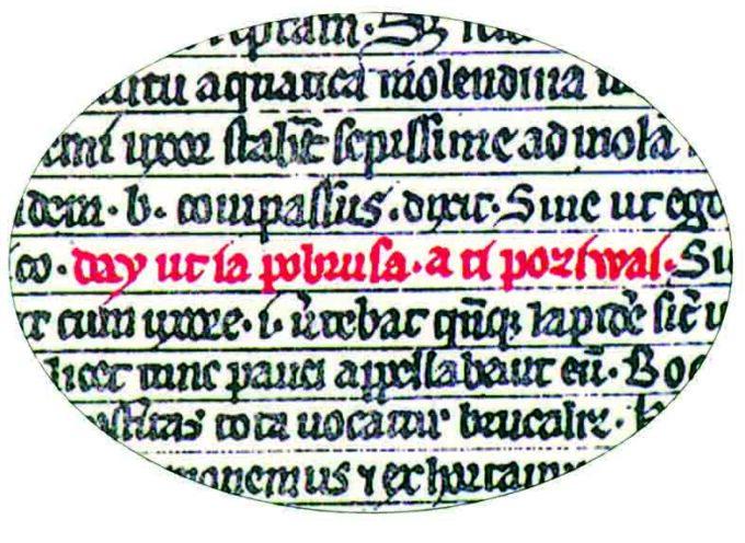 Jak powstawał język polski?