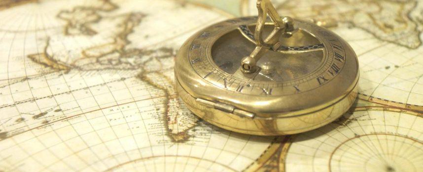 Compass points – kierunki świata
