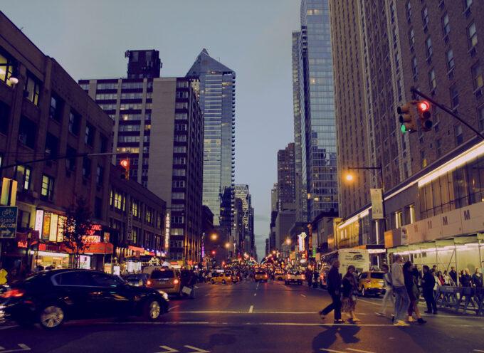 Miasto – literacki motyw