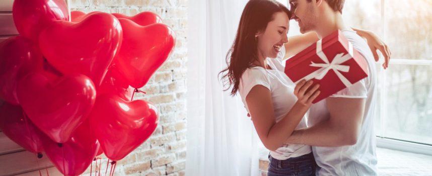 Najciekawsze prezenty dla zakochanych