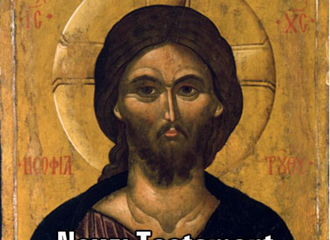Postacie Nowego Testamentu