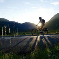 Rower na lato