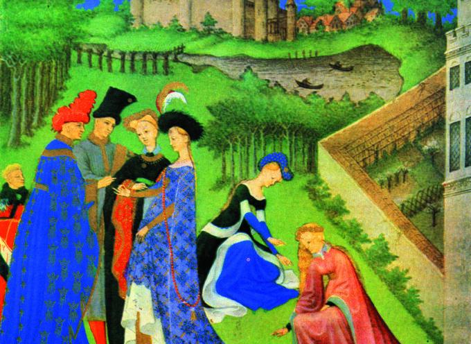 Charakterystyka średniowiecza