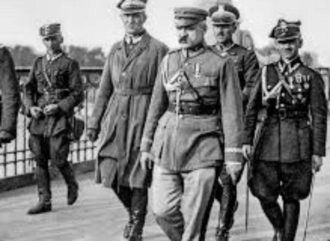 Dwudziestolecie międzywojenne w Polsce 1918-1939