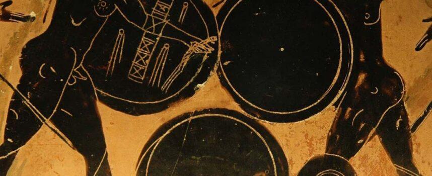 Przykłady rycerza starożytnego na podstawie Iliady Homera