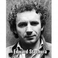 Edward Stachura na maturze