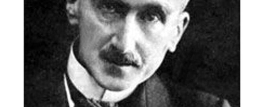 Bolesław Leśmian – portret