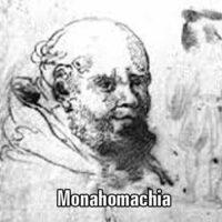 Co jest tematem Monachomachii, czyli wojny mnichów? Po co Krasicki napisał ten utwór?