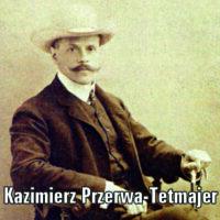 Kazimierz Przerwa-Tetmajer – portret