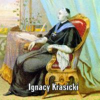 Ignacy Krasicki – portret