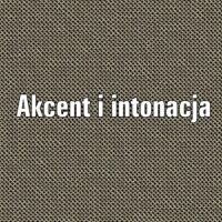 Akcent iintonacja