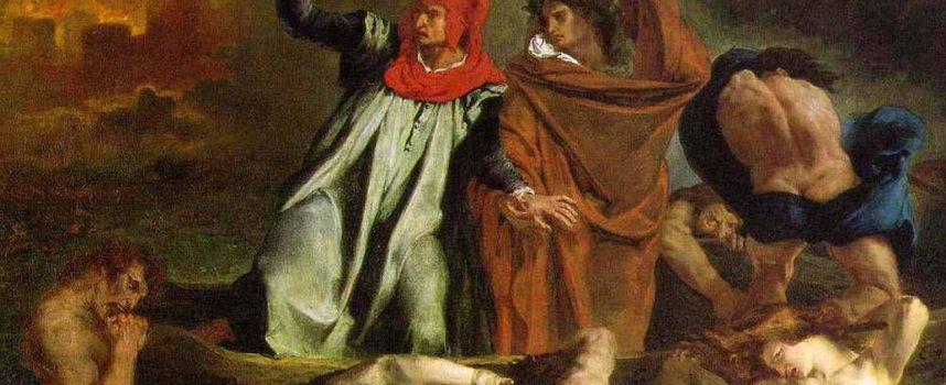 Boska komedia Dantego – treść