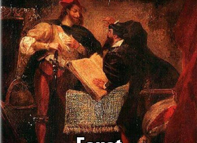 Faust dramat Goethego